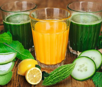 herbal juice manufacturers