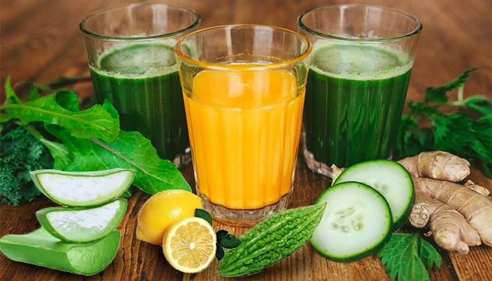 herbal juice manufacturers